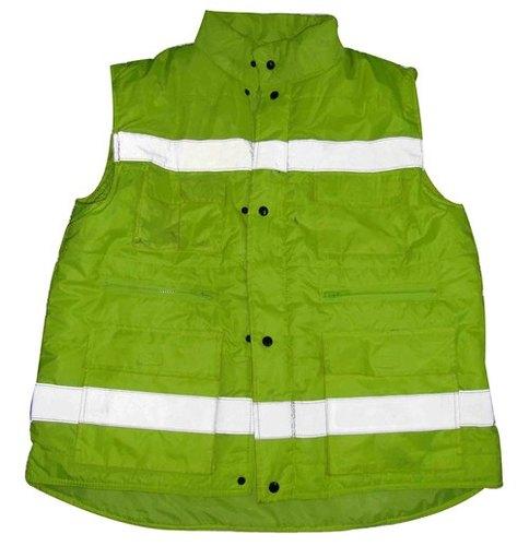 Reflective Safety Jacket Half Sleeve