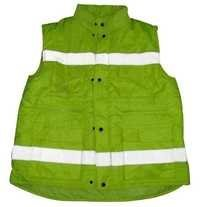 Reflective Safety Jacket Half Sleeve