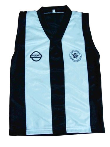 Footbal Jumper Micro Polyester Glossy