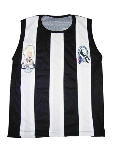Footbal Jumper Micro Polyester with Mesh Lining