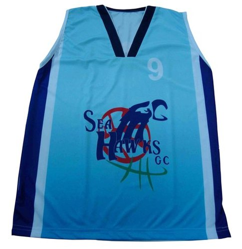 Basketball Sublimated Vest