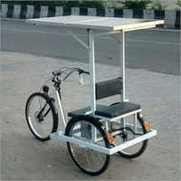 Solar Powered Trike