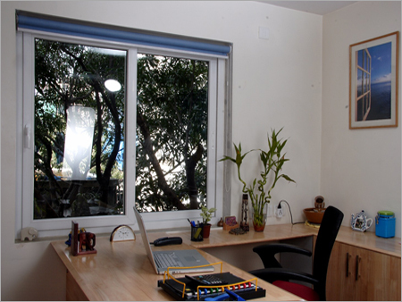 UPVC Sliding Glass Windows