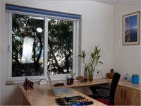 UPVC Sliding Glass Windows