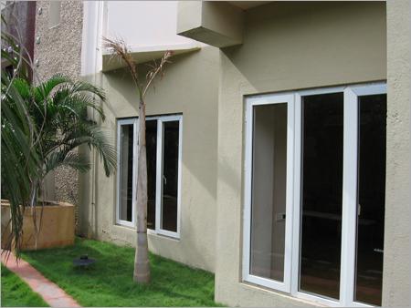 UPVC Glass Windows