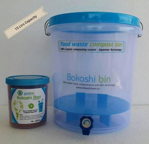 Bokashi Bin 15 Ltr