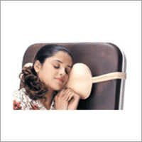 Cervical Travel Pillow Round With Straps