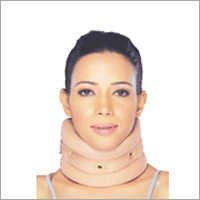 Cervical Collar With Chin Support