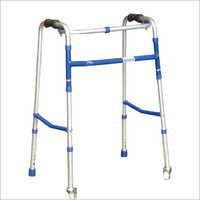 Rehaid Walking Frame With Wheels