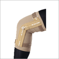 Elastic Knee Cap With Hinges