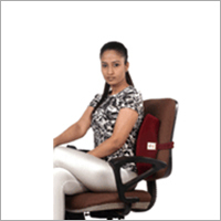 Moulded Orthopaedic Back Rest- Small