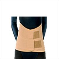 Sacro Lumbar Belt With Side Straps