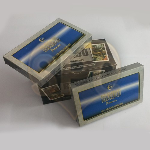 Rado Secret Marked Playing Cards