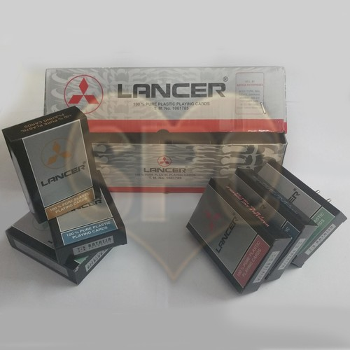 Lancer Marked Playing Cards HQ