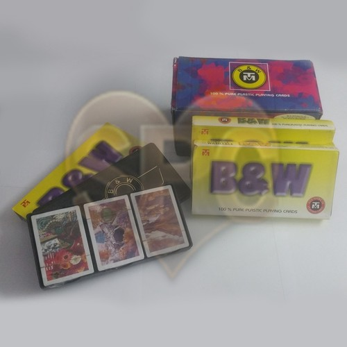 B&W Marked Playing Cards LQ