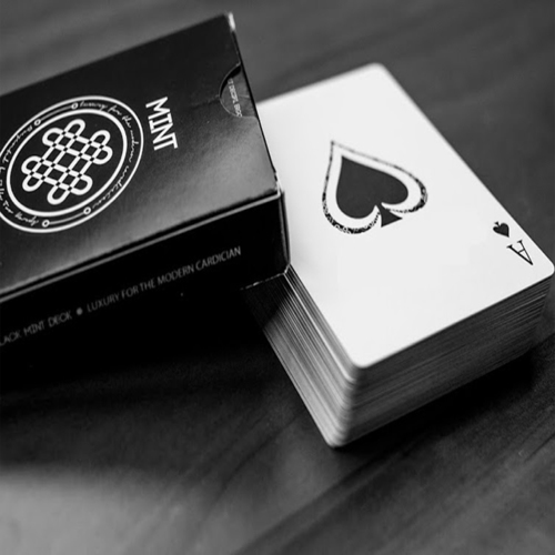 Mint Marked Playing Cards LQ