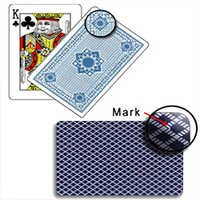 Spy Cheating Marked Playing Cards