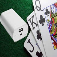 Power Bank Playing Cards Device