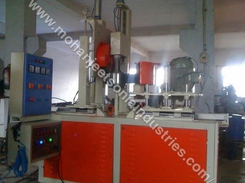 Automatic Pressure Cooker Polish Machine