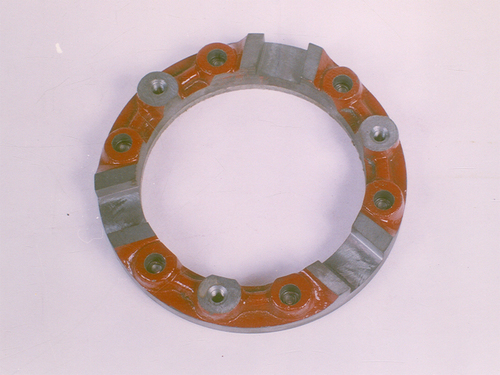 Clutch Withdrawl Plate  With Fiber/Brass Facing