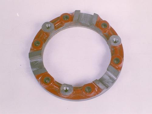 Ashok Leyland Clutch Withdrawl Plate With Fiber/Brass Facing
