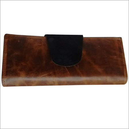 Leather Ladies Pouches