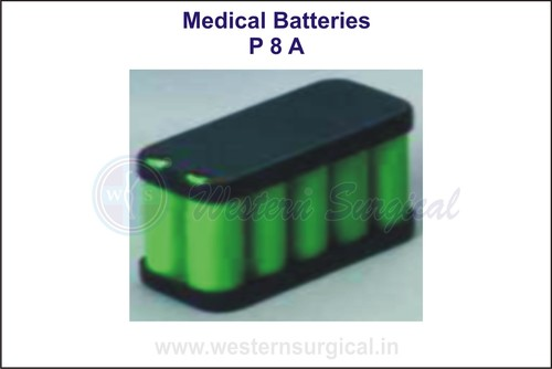 MEDICAL BATTERIES