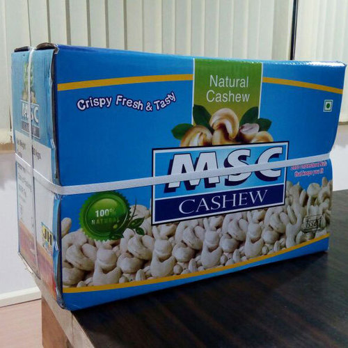 Cashew Kernel in Tin Pack