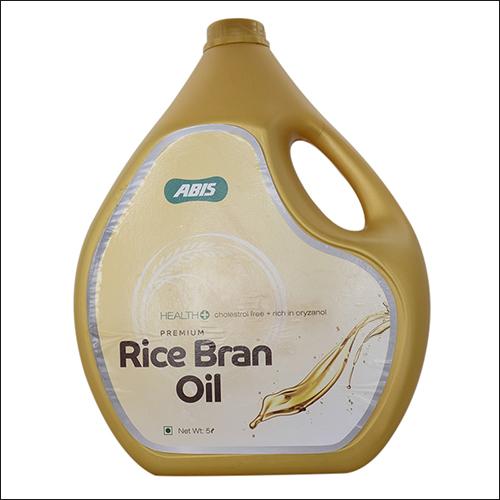 Premium Ricebran Oil
