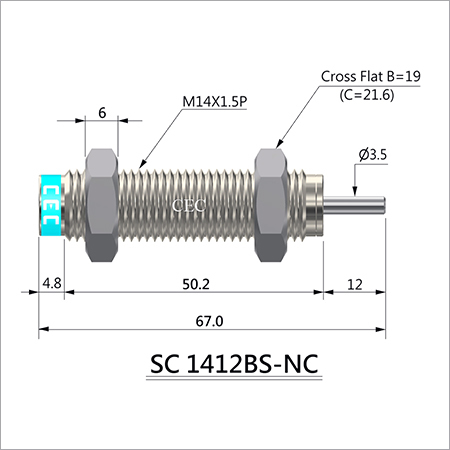 SC 1412 BS NC SHOCK ABSORBERS