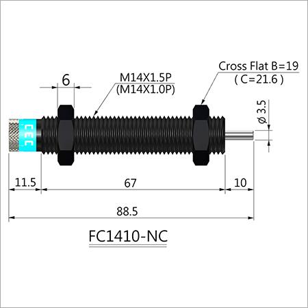 FC 1410 NC SHOCK ABSORBERS