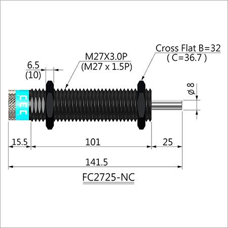 FC 2725 NC SHOCK ABSORBERS