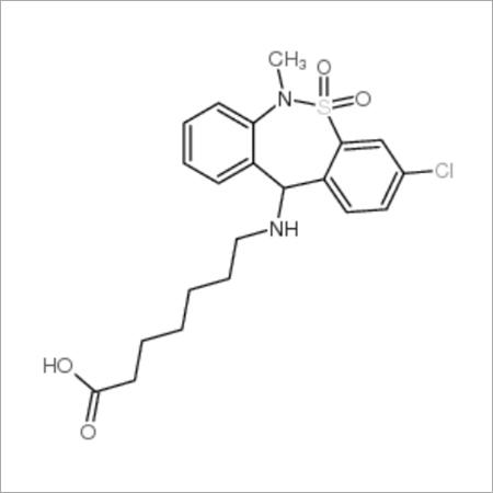 Tianeptine Hemisulfate Monohydrate