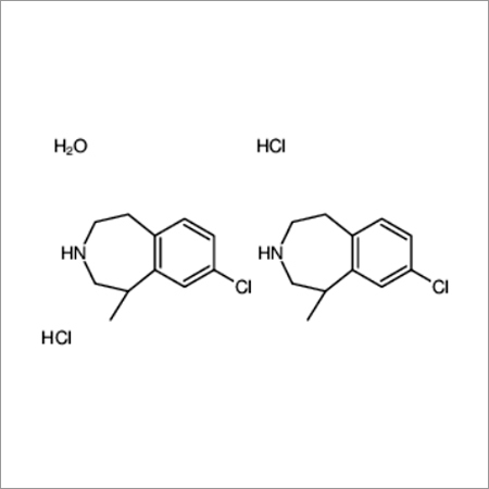 Lorcaserin Hydrochloride Hemihydrate