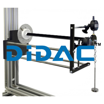 Unsymmetrical Bending And Shear Centre Apparatus