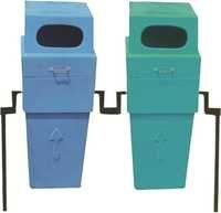 Post Office Fiber Pair Dustbin