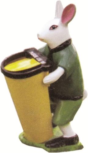 Rabbit Fiber Medium Dustbin