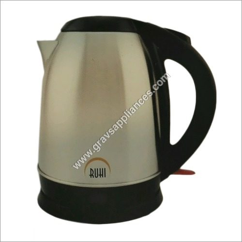Stainless Steel Body Electric Kettle