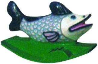 Fish Full Fiber Rocker Small