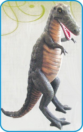 Dinasour Fiber Animal Figure