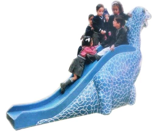 Dinasour Fiber Animal Slide
