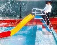 Wave Water Park Slide 4.5""