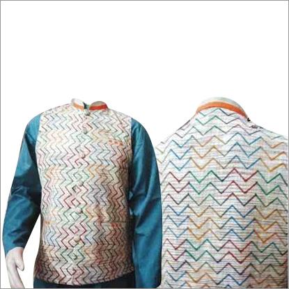 Mens Khadi Jacket