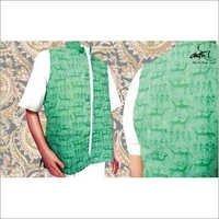 Indo Western Khadi Jacket