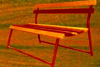 Economy Bench