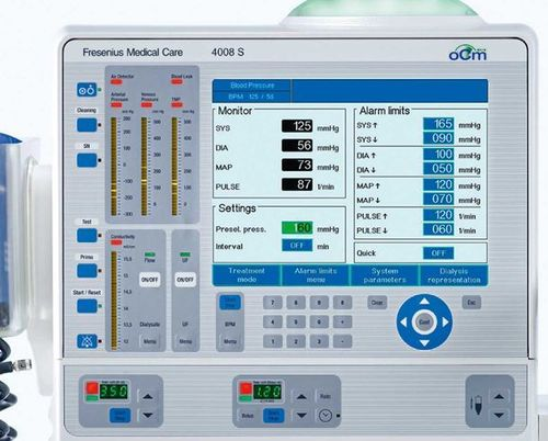 FRESENIUS 4008 SERIES Dialysis Machine