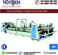 FULLY AUTOMATIC FOLDER GLUER