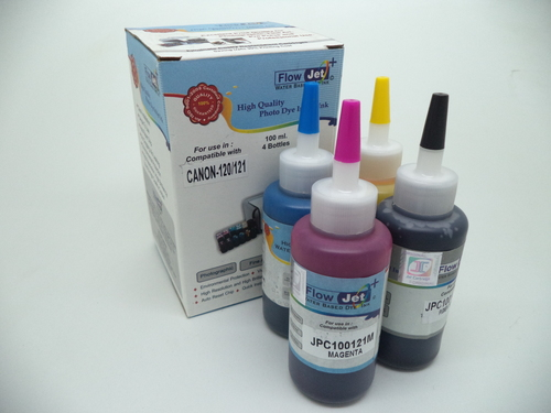 Flowjet Dye ink for Canon