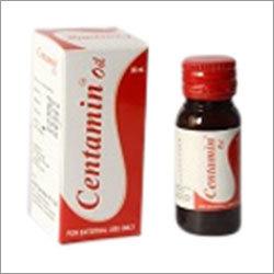 Centamin Oil