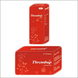 Thrombup Capsules - Syrup
